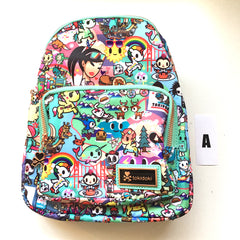 tokidoki - California Dreamin' Mini Backpack - The Giant Peach