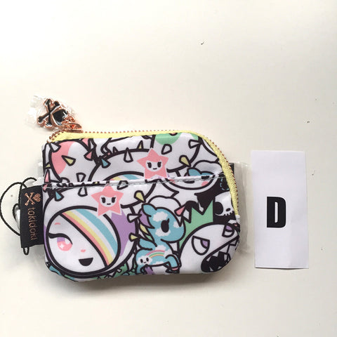 tokidoki - Pastel Pop Zip Coin Purse - The Giant Peach