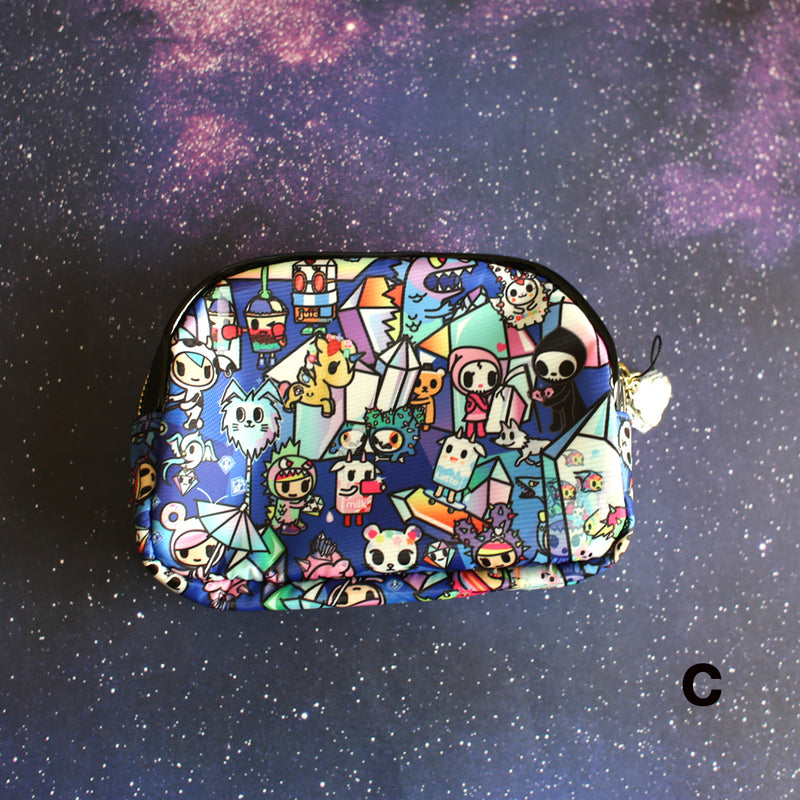 tokidoki Crystal Kingdom Cosmetic Case