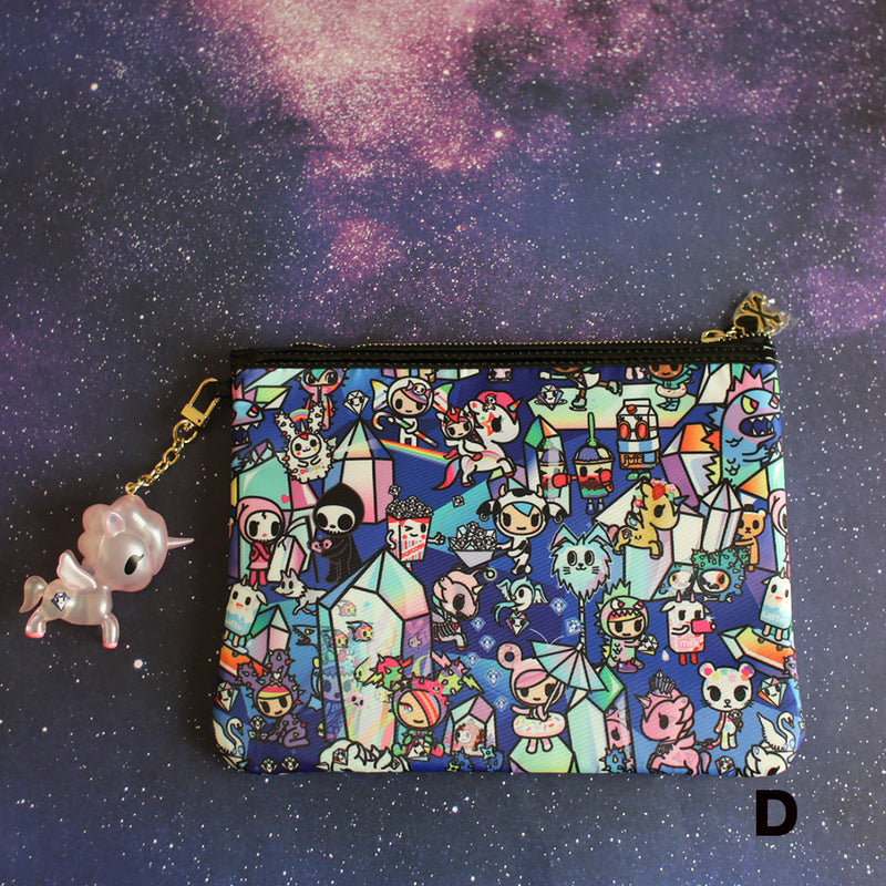 tokidoki - Crystal Kingdom Zip Pouch