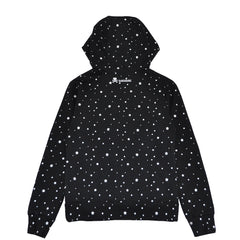 tokidoki - Donut Stars Women's Hoodie, Black - The Giant Peach