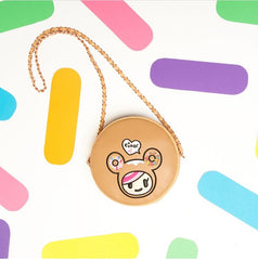 tokidoki - Donutella Circle Crossbody - The Giant Peach