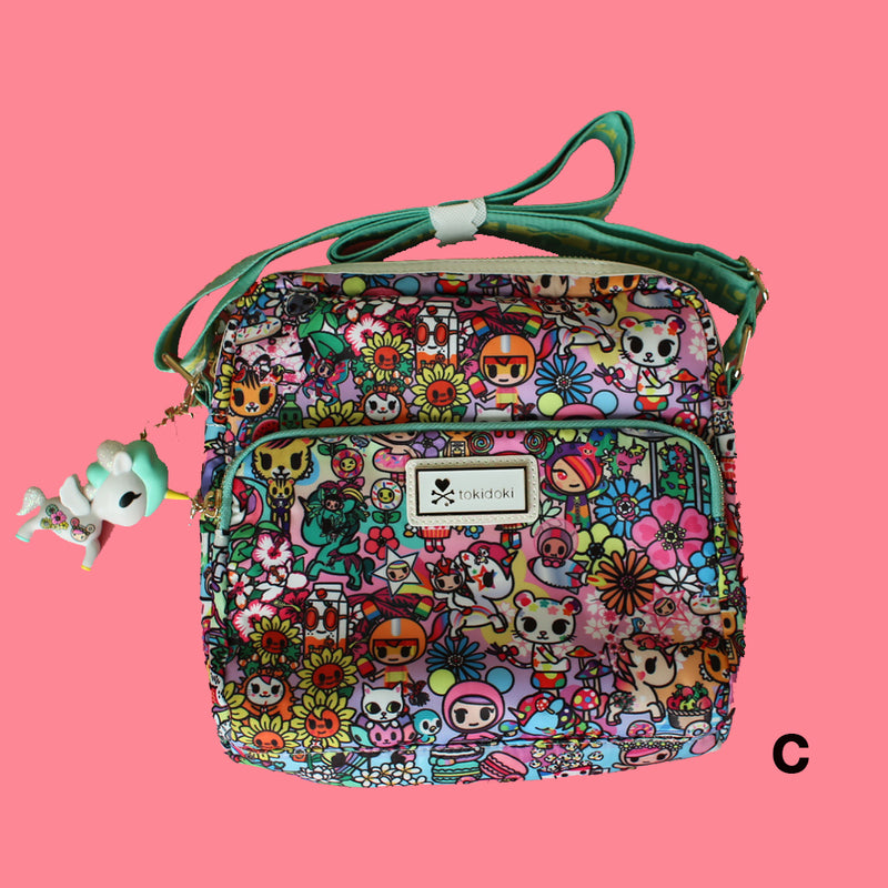 tokidoki - Flower Power Crossbody