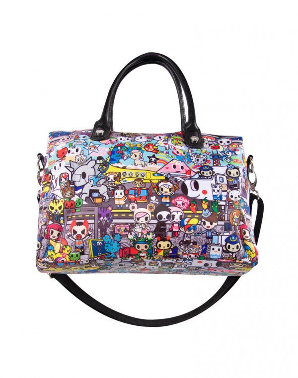 tokidoki - Jetsetter Bowler Bag - The Giant Peach - 2