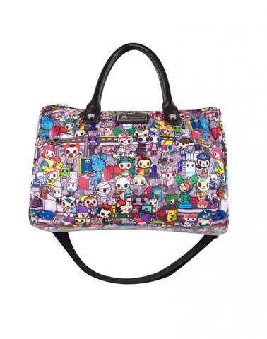 tokidoki - Jetsetter Bowler Bag - The Giant Peach - 1