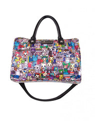 tokidoki - Jetsetter Bowler Bag - The Giant Peach