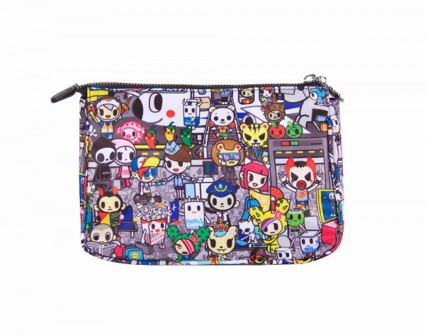 tokidoki - Jetsetter Cosmetic Case - The Giant Peach - 2