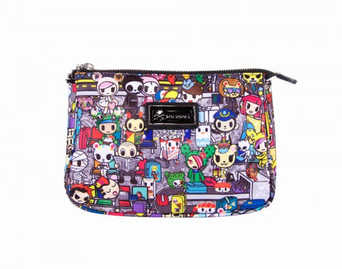 tokidoki - Jetsetter Cosmetic Case - The Giant Peach - 1