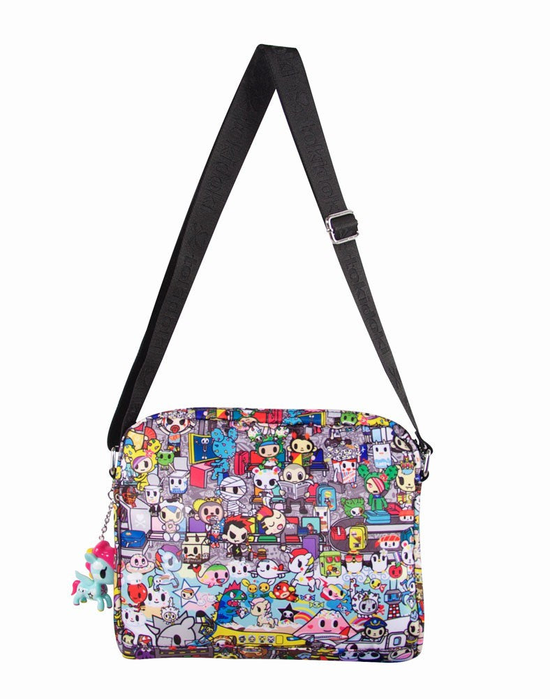 tokidoki - Jetsetter Crossbody - The Giant Peach - 2