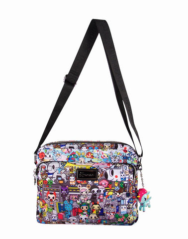 tokidoki - Jetsetter Crossbody - The Giant Peach - 1