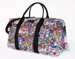 tokidoki - Jetsetter Duffel - The Giant Peach - 4
