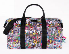 tokidoki - Jetsetter Duffel - The Giant Peach - 1