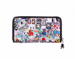 tokidoki - Jetsetter Large Wallet - The Giant Peach - 2