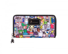 tokidoki - Jetsetter Large Wallet - The Giant Peach - 1