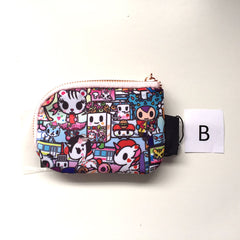tokidoki - Kawaii Metropolis Zip Coin Purse - The Giant Peach