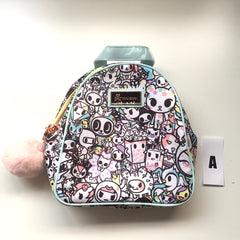 tokidoki - Pastel Pop Mini Backpack - The Giant Peach