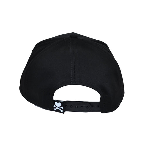 tokidoki - Need Coffee Snapback Hat, Black