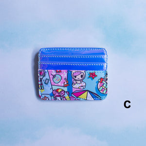 tokidoki - Pool Party Flat Card Holder