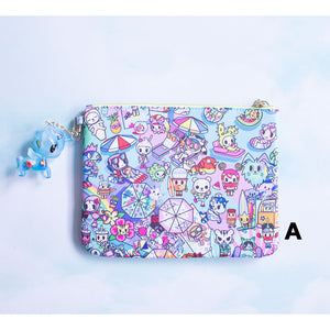 tokidoki - Pool Party Zip Pouch