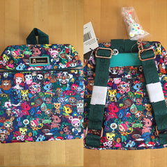 tokidoki - Rainforest Mini Backpack