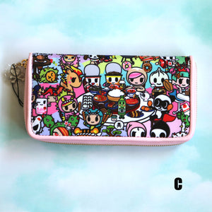 tokidoki Toki Takeout Long Wallet