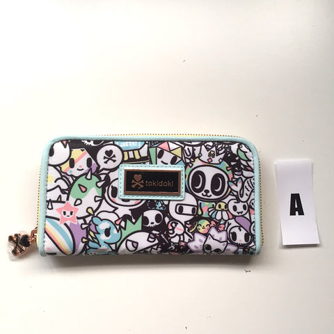tokidoki - Pastel Pop Large Wallet