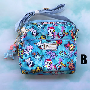 tokidoki - Watercolor Paradise Crossbody