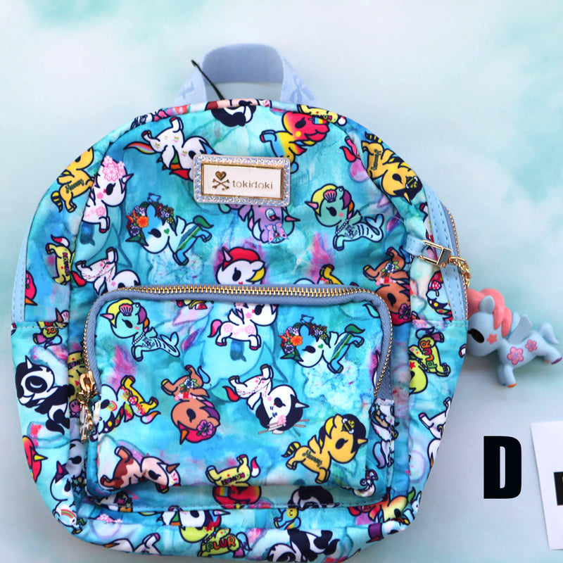 tokidoki - Watercolor Paradise Mini Backpack