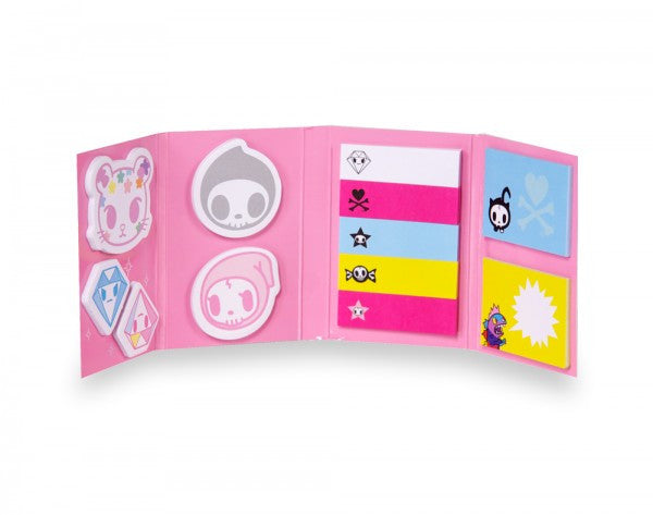 tokidoki - tokidoki Girl Sticky Note Booklet - The Giant Peach