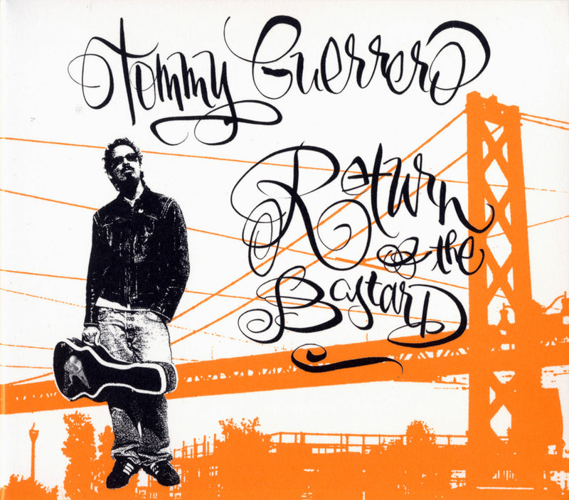 Tommy Guerrero - Return of the Bastard, CD - The Giant Peach
