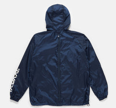 10Deep -  Triple Zip Men's Nylon Shell, Navy - The Giant Peach - 1