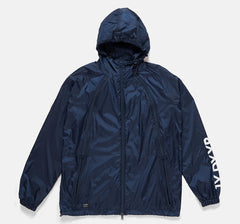 10Deep -  Triple Zip Men's Nylon Shell, Navy - The Giant Peach - 4