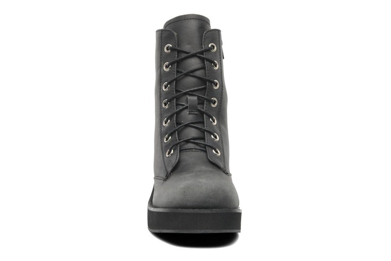 Jeffrey Campbell - Tristan Boots, Black - The Giant Peach