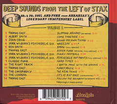 V/A - True Soul: Deep Sounds from the Left of Stax Vol. 1, CD DVD - The Giant Peach - 2