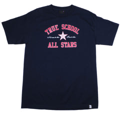 TRUE - All Star Men's Shirt, Navy - The Giant Peach