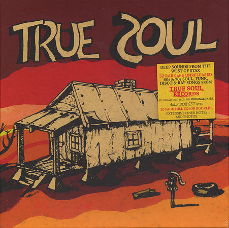 V/A - True Soul: Deep Sounds from the Left of Stax Vol. 1, CD DVD