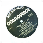 "Consequence - Turn Yaself In, 12"" Vinyl - The Giant Peach"