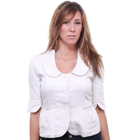 Tulle - Creme Women's Jacket