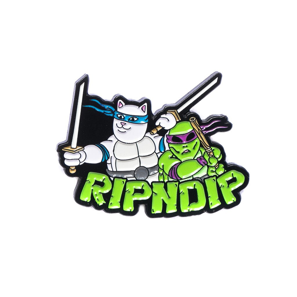 RIPNDIP - Teenage Mutant Pin, Multi