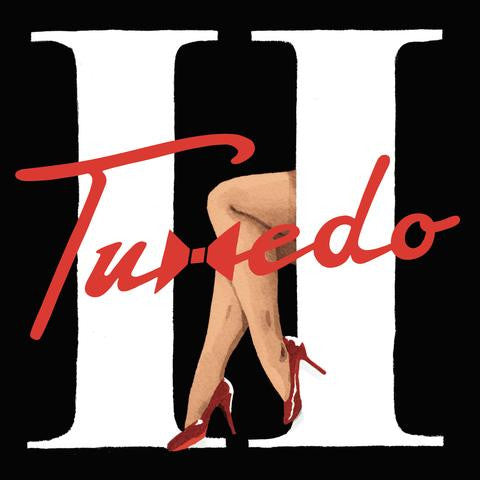 Tuxedo (Mayer & Jake One) - Tuxedo II (LP Vinyl + download card) - The Giant Peach