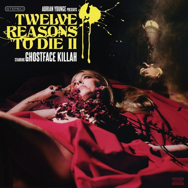 Ghostface Killah - Adrian Younge presents  Twelve Reasons to Die II 2CD - The Giant Peach
