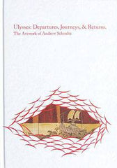 Andrew Schoultz - Ulysses: Departures, Journeys, & Returns, Hardcover - The Giant Peach - 1