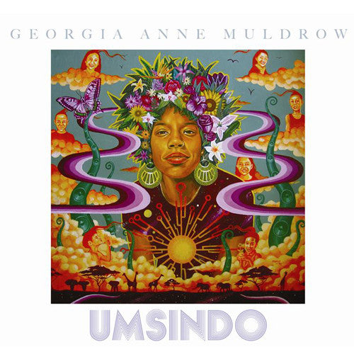 Georgia Anne Muldrow - Umsindo, CD - The Giant Peach