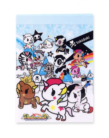 tokidoki -  Unicorno Tear Out Notepad
