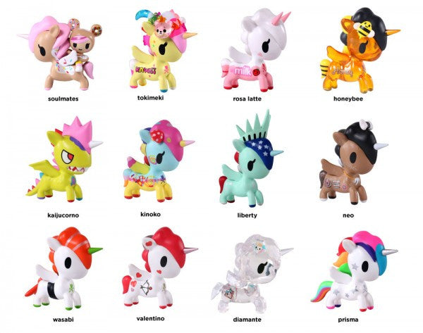 tokidoki - Unicorno Series 5 Blind Box - The Giant Peach