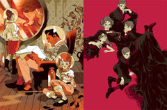 Tomer Hanuka - Overkill Book, Hardcover - The Giant Peach