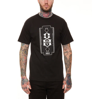 REBEL8 - Uspto Men's Shirt, Black - The Giant Peach