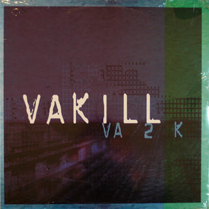 "Vakill - VA 2K/Can You Relate?, 12"" Vinyl - The Giant Peach"