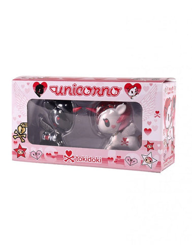 tokidoki - Unicorno Valentines 2-Pack Vinyl Figures - The Giant Peach
