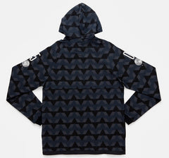 10Deep - VCTRY Tech Jersey Men's Pullover, Black - The Giant Peach